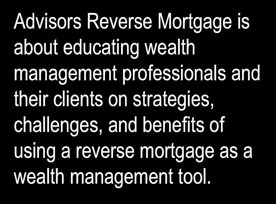 Advisors Reverse Mortgage